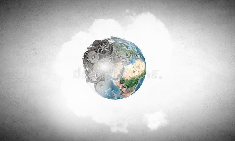 Πλανήτης εμείς ζωή μέσα στοκ φωτογραφία με δικαίωμα ελεύθερης χρήσης