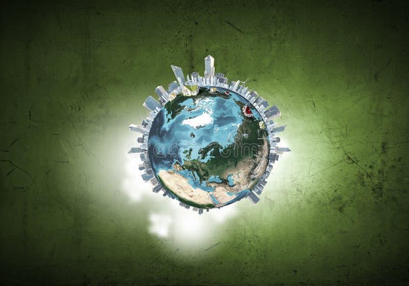 Πλανήτης εμείς ζωή μέσα στοκ εικόνες με δικαίωμα ελεύθερης χρήσης