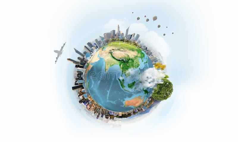 Πλανήτης εμείς ζωή μέσα στοκ εικόνες