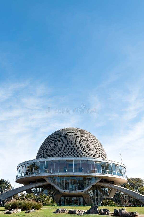 Πλανητάριο, Μπουένος Άιρες Argentinien στοκ φωτογραφίες