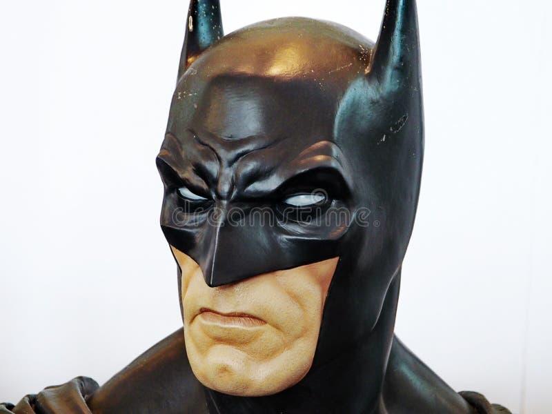 Πλασματικό superhero Batman, Ταϊλάνδη κωμικό Con 2014 χαρακτήρα στοκ φωτογραφίες με δικαίωμα ελεύθερης χρήσης
