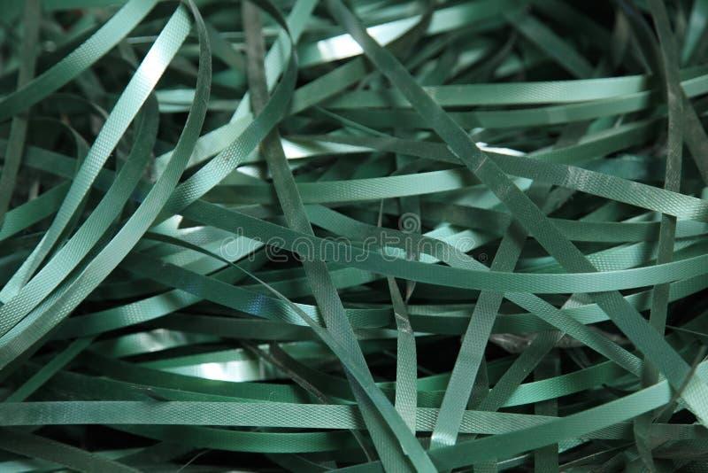 Πλαστικά λουριά στοκ εικόνα με δικαίωμα ελεύθερης χρήσης
