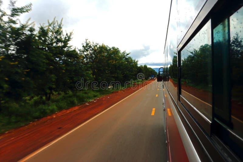 πλαστική υποστήριξη στάσεων λαβών διαδρόμων επάνω κίτρινη στοκ εικόνα με δικαίωμα ελεύθερης χρήσης