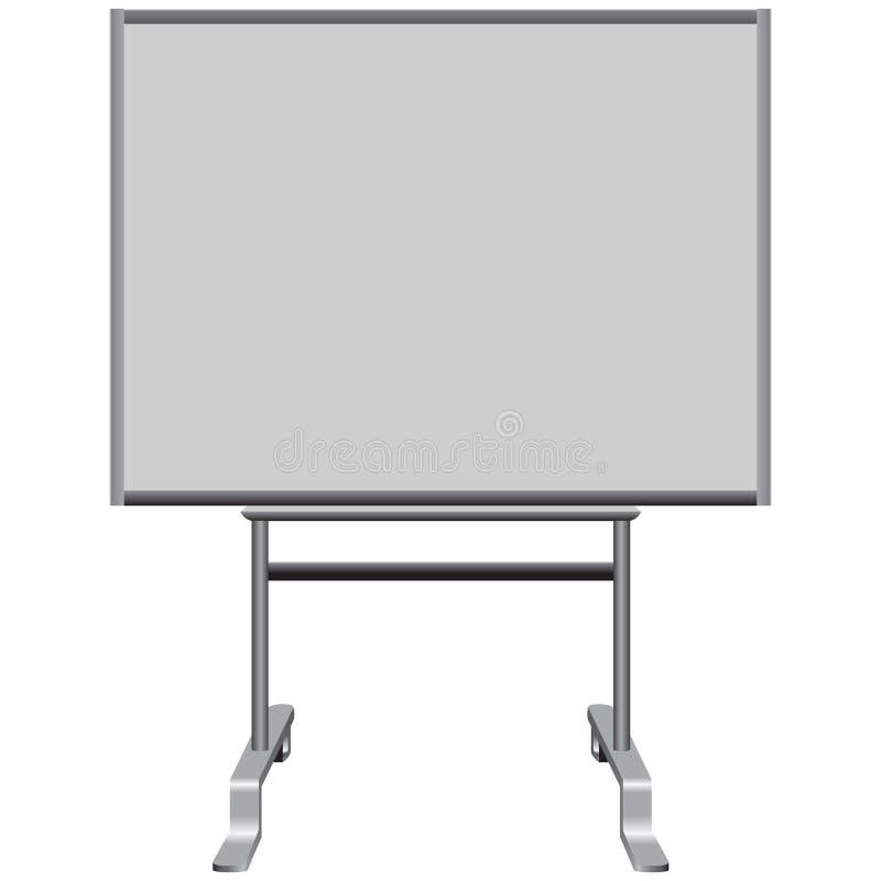 Πλαστικός πίνακας γραφείων που γράφει απεικόνιση αποθεμάτων