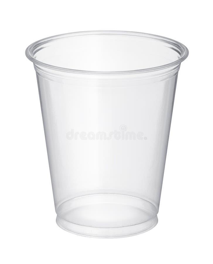 Πλαστικό γυαλί στοκ εικόνα με δικαίωμα ελεύθερης χρήσης