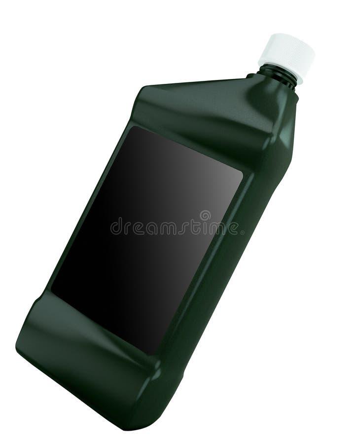 πλαστικό πετρελαίου μηχ&al στοκ εικόνα με δικαίωμα ελεύθερης χρήσης