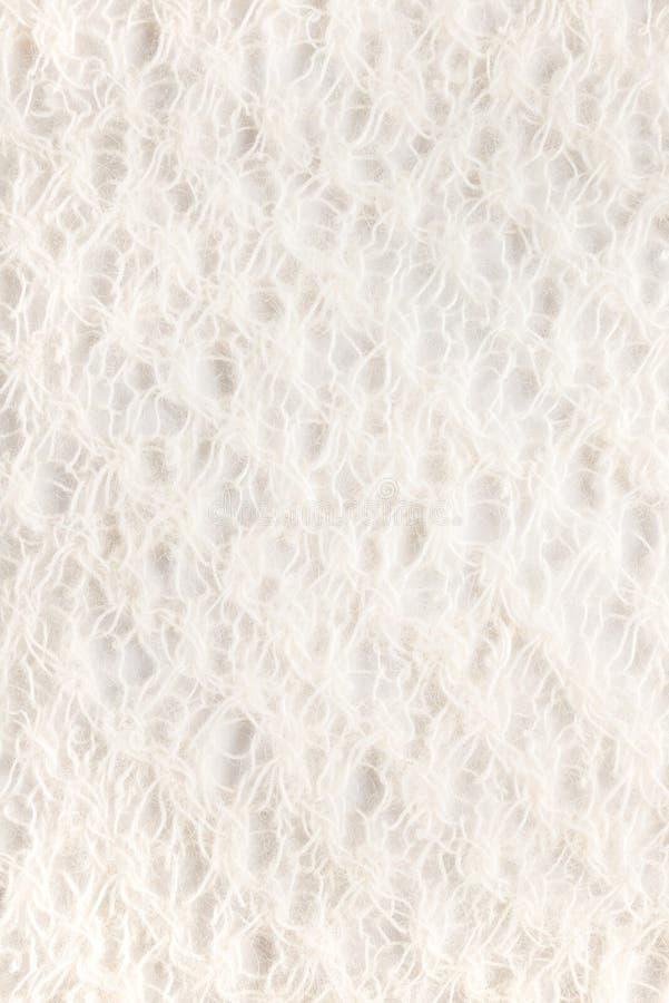 Πλεκτό μαλλί ύφασμα σύστασης χειροποίητο ως υπόβαθρο στοκ φωτογραφία