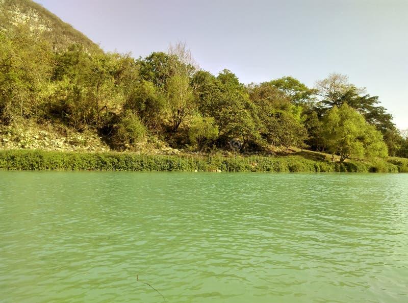 Πλευρά ποταμών στοκ φωτογραφία