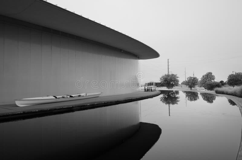 Πλευρά Boathouse στοκ εικόνες