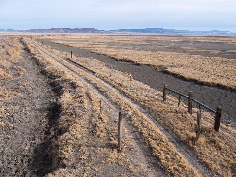 Πληγε'ντες από την ξηρασία υγρότοποι στοκ φωτογραφία με δικαίωμα ελεύθερης χρήσης