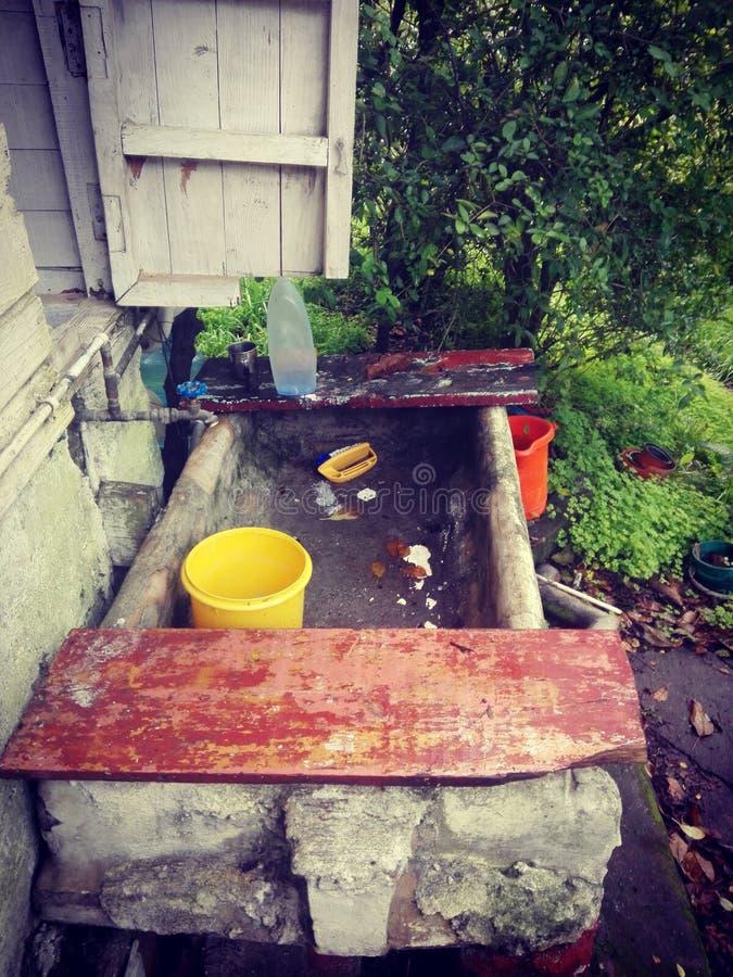 πλυντήριο παλαιό στοκ φωτογραφία με δικαίωμα ελεύθερης χρήσης