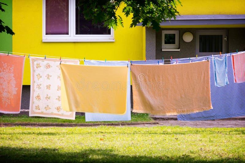 Πλυντήριο σε απευθείας σύνδεση στοκ φωτογραφία με δικαίωμα ελεύθερης χρήσης