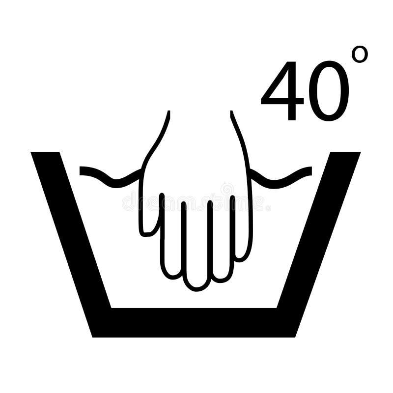 Πλύσιμο χεριών ελεύθερη απεικόνιση δικαιώματος