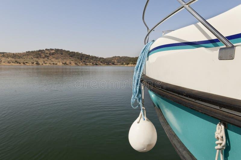 Πλώρη βαρκών στοκ εικόνα με δικαίωμα ελεύθερης χρήσης