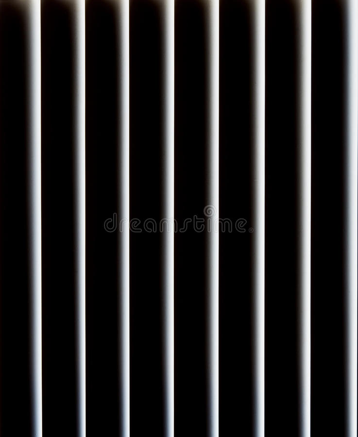 Download ράβδοι πίσω στοκ εικόνα. εικόνα από άσπρος, κενό, φυλακή - 22791659