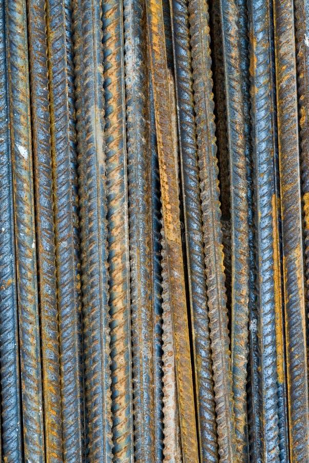 ράβδοι σιδήρου στοκ φωτογραφίες με δικαίωμα ελεύθερης χρήσης