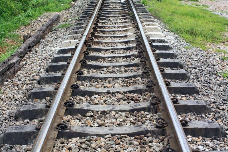Download ράγα μήκους στοκ εικόνα. εικόνα από διαδρομή, ράγα, σιδηρόδρομος - 17054731