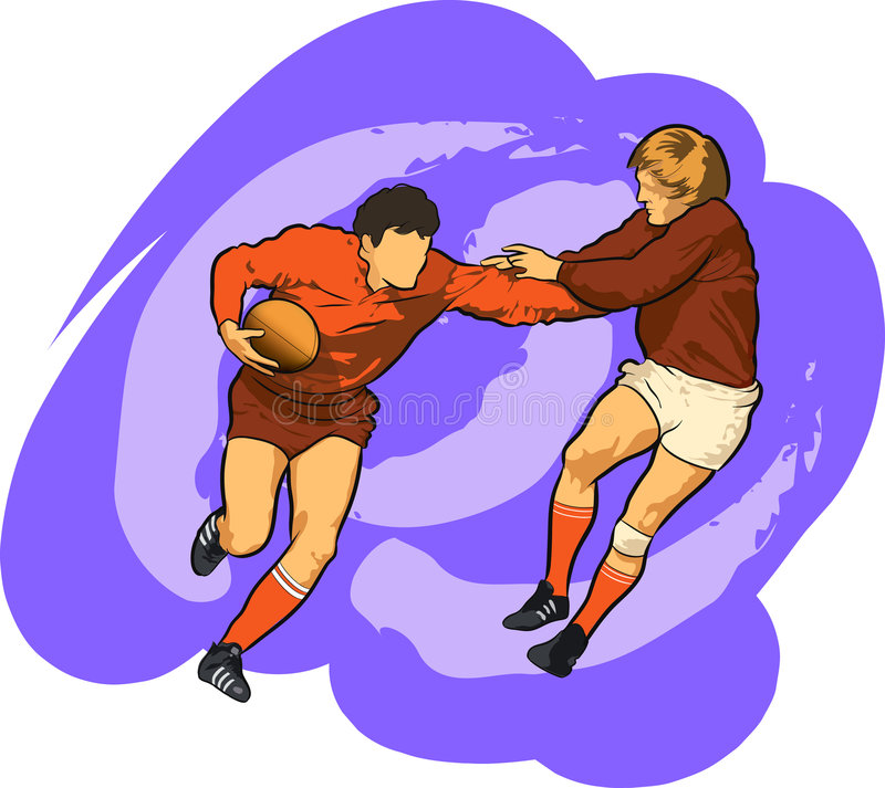ράγκμπι απεικόνιση αποθεμάτων