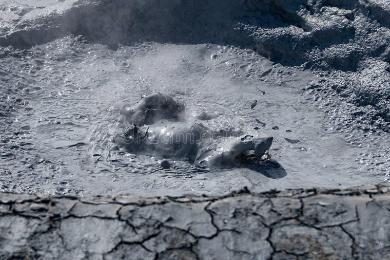 Ράντισμα λάσπης στοκ φωτογραφία