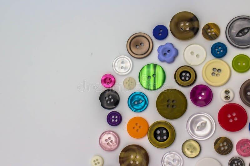 ράψιμο κουμπιών στοκ φωτογραφίες