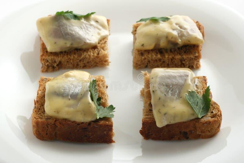 ρέγγες ψωμιού στοκ εικόνες
