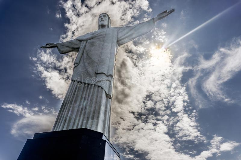Ρίο ντε Τζανέιρο, Βραζιλία στοκ εικόνα