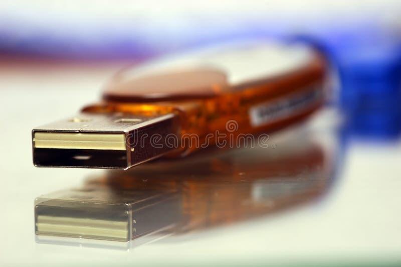 ραβδί μνήμης usb στοκ φωτογραφία με δικαίωμα ελεύθερης χρήσης