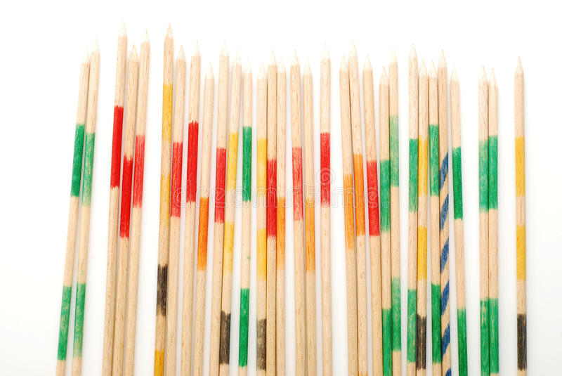 ραβδιά mikado στοκ φωτογραφία με δικαίωμα ελεύθερης χρήσης