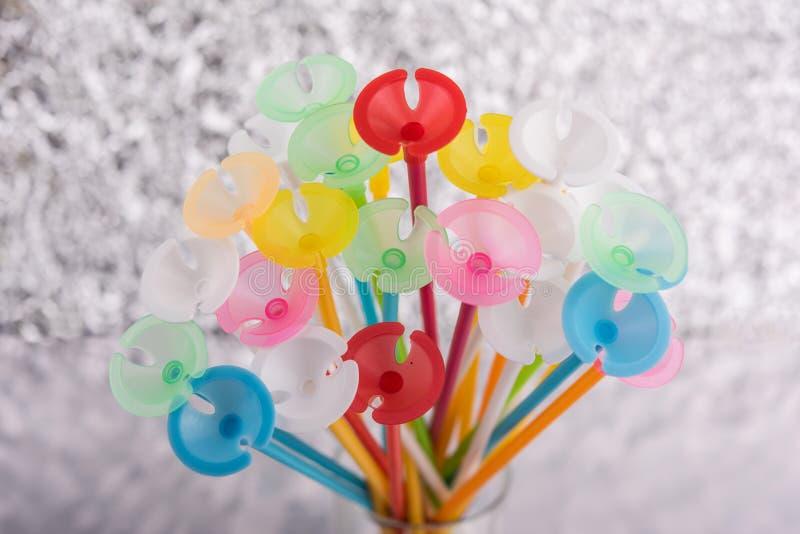 Ραβδί μπαλονιών στοκ εικόνες