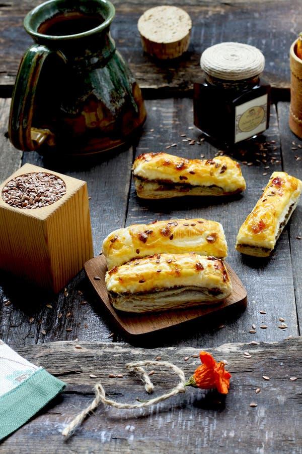 Ραβδιά με το τυρί στοκ εικόνες με δικαίωμα ελεύθερης χρήσης