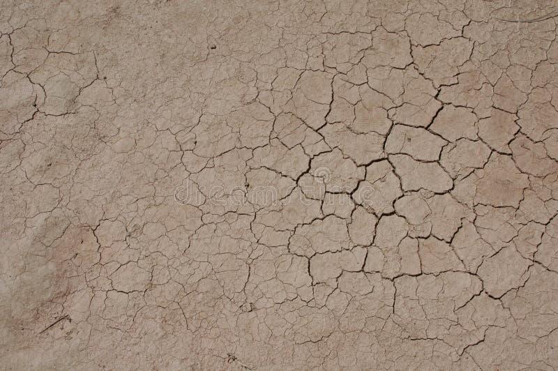 ραγισμένη ξηρά γη στοκ φωτογραφία με δικαίωμα ελεύθερης χρήσης