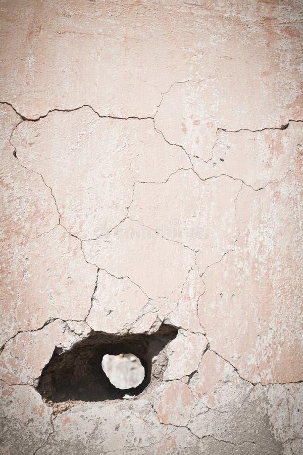 ραγισμένος παλαιός τοίχο στοκ φωτογραφίες
