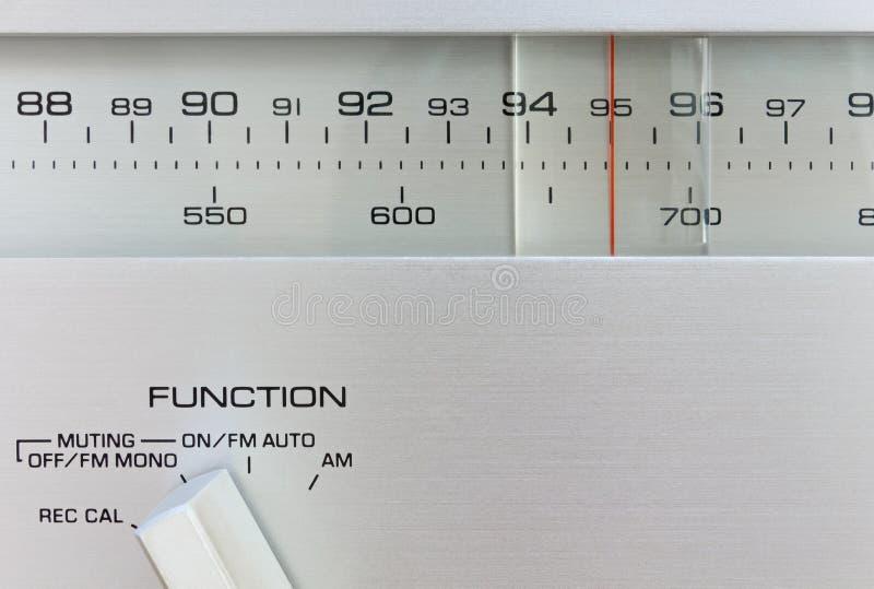 ραδιο δέκτης FI γεια στοκ φωτογραφία με δικαίωμα ελεύθερης χρήσης