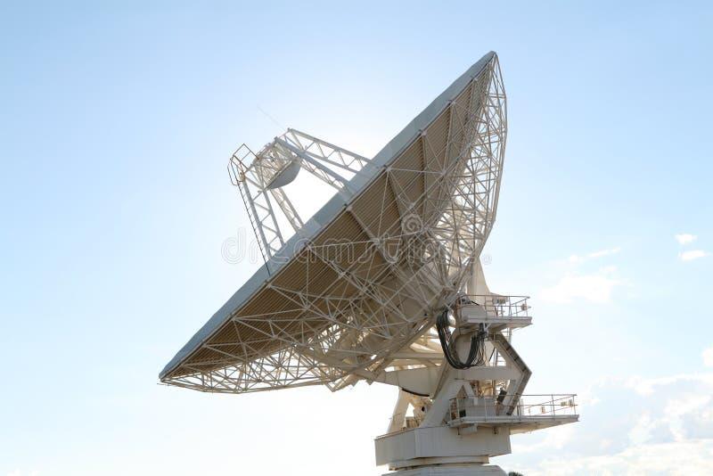ραδιο τηλεσκόπιο στοκ εικόνες