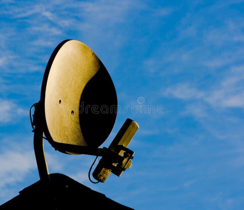 ραδιόφωνο Διαδικτύου πιάτων στοκ εικόνα με δικαίωμα ελεύθερης χρήσης