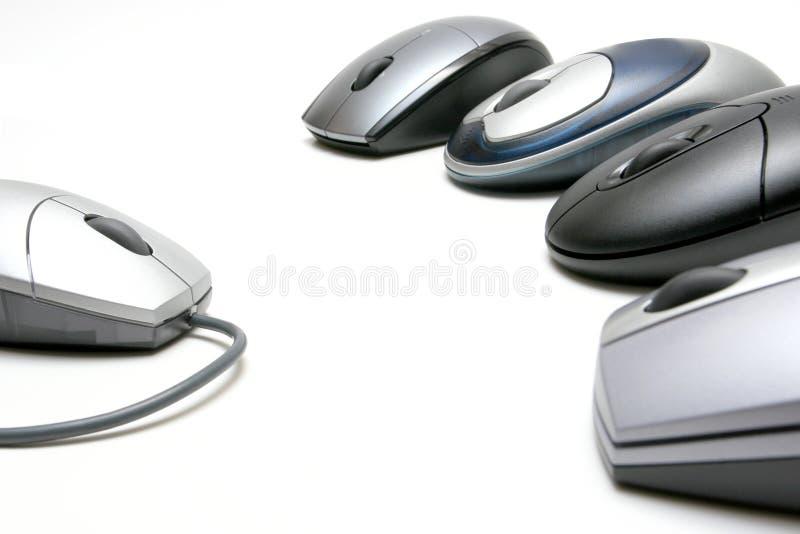 ραδιόφωνο ποντικιών στοκ εικόνες