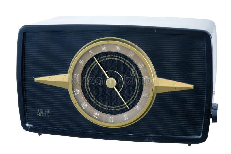 ραδιόφωνο της δεκαετίας του '40 Δωρεάν Στοκ Εικόνα