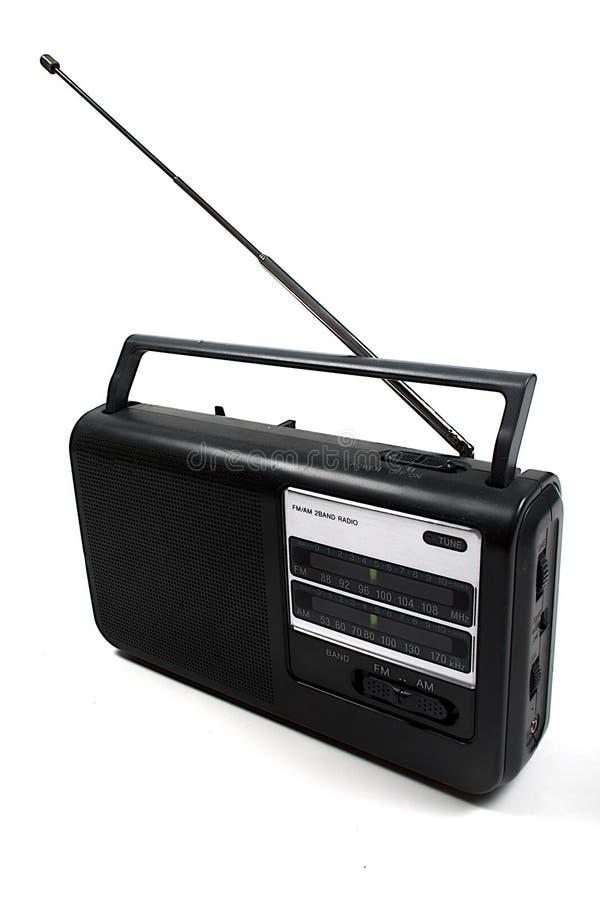 Ραδιόφωνο AM FM στοκ φωτογραφία με δικαίωμα ελεύθερης χρήσης
