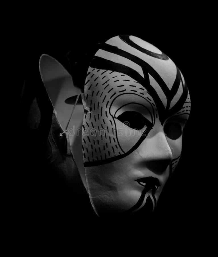 δραματική μάσκα στοκ εικόνες
