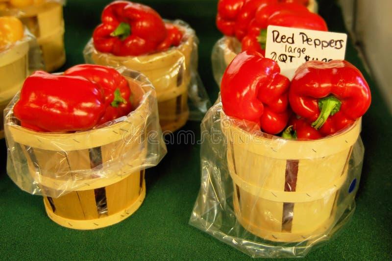 ραμφίστε τα πιπέρια στοκ φωτογραφία με δικαίωμα ελεύθερης χρήσης