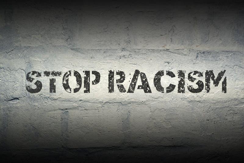 Ρατσισμός GR στάσεων στοκ εικόνες με δικαίωμα ελεύθερης χρήσης
