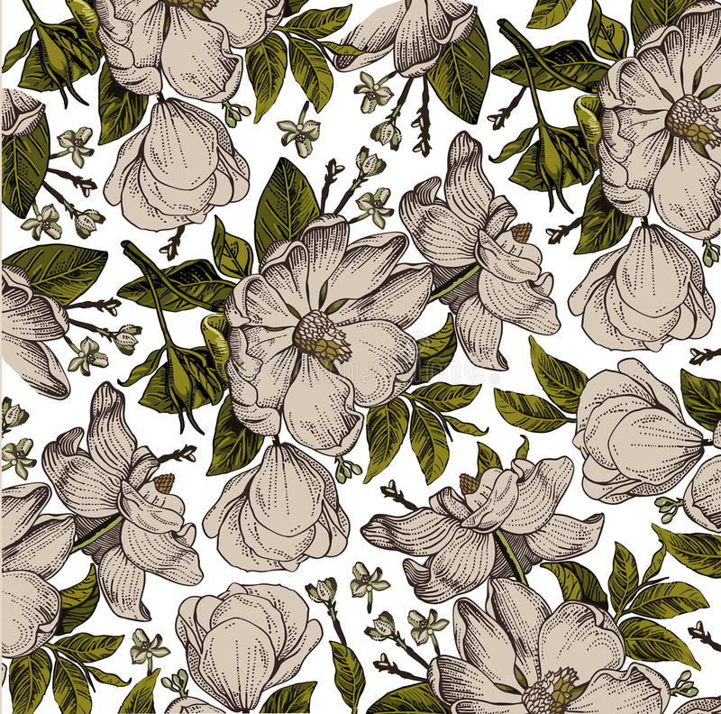 Ρεαλιστικό σχέδιο λουλουδιών Εκλεκτής ποιότητας μπαρόκ υπόβαθρο Αυξήθηκε dogrose, rosehip, πιό brier ταπετσαρία Χάραξη σχεδίων διανυσματική απεικόνιση
