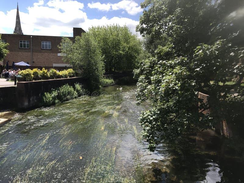 Ρεύματα ποταμών στοκ εικόνες με δικαίωμα ελεύθερης χρήσης