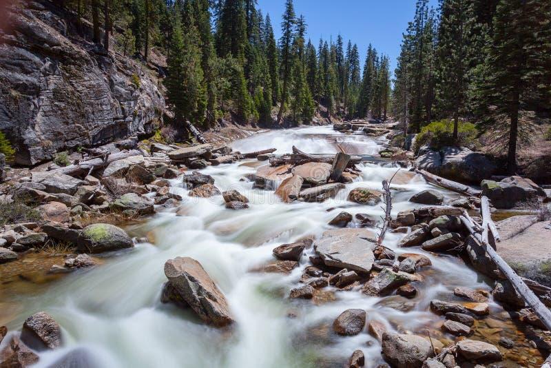 ρεύμα ποταμών στοκ φωτογραφία