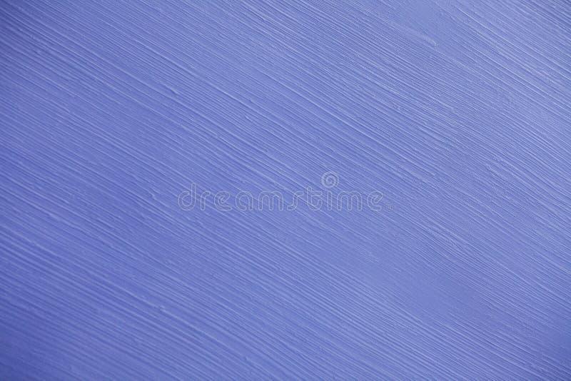 Ριγωτό σχέδιο στον μπλε τοίχο διανυσματική απεικόνιση