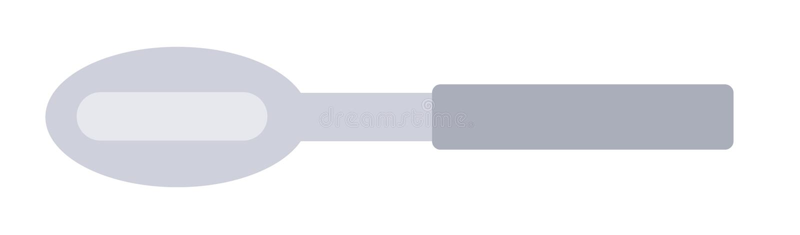 ριψοκινδυνεμμένο Κουτάλι ταξιδιού εξοπλισμός Στοιχείο σχεδίου για την αφίσα, κάρτα επίσης corel σύρετε το διάνυσμα απεικόνισης επ διανυσματική απεικόνιση