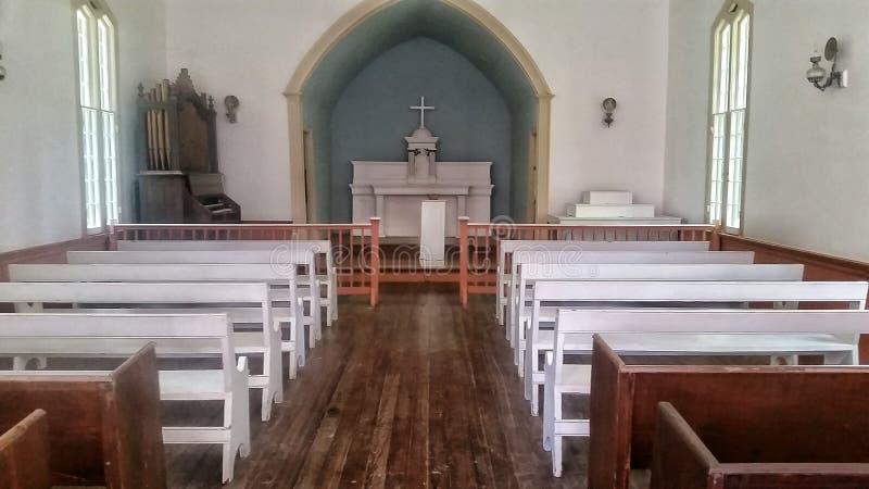 Ροή εκκλησιών στοκ φωτογραφία