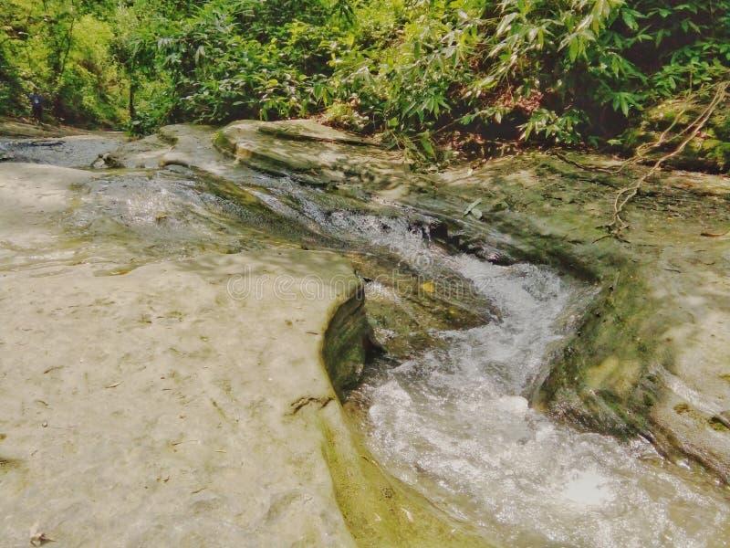 Ροή ποταμών στοκ εικόνα