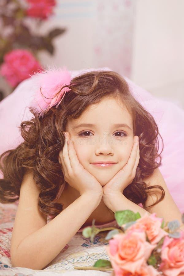 ροζ βρεφικών σταθμών κορι&t στοκ φωτογραφίες με δικαίωμα ελεύθερης χρήσης