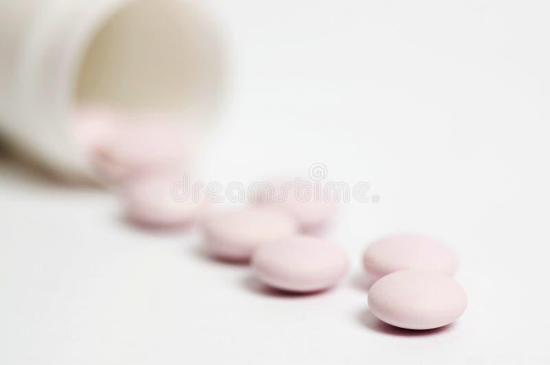 ροζ ιατρικής στοκ φωτογραφία με δικαίωμα ελεύθερης χρήσης